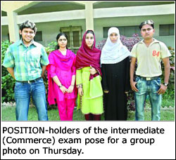 KARACHI: Class XII (Commerce) results announced - Newspaper