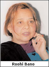 Roohi Bano Eyes A New Role In Life Newspaper Dawn Com