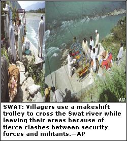 New attacks on Swat militants