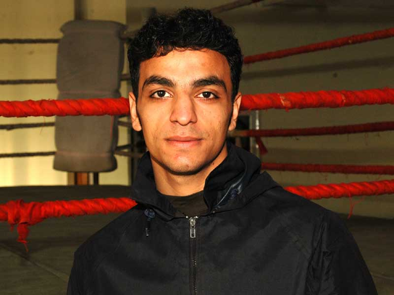 Amir Khan (64kg)<br />  <strong>DOB:</strong> 15/08/1991<br /> <strong>How it all started:</strong> I started boxing at the age of 13 after attending the Muslim Azad Boxing Club in Lyari, Karachi.<br /> <strong>Training and diet:</strong> I am not following a particular diet but train really hard, so everything I eat gets burned fast.<br /> <strong>Favourite boxer:</strong> Mehrullah Lassi (Pakistan) and brother Samiullah<br /> <strong>Toughest opponent:</strong> Never came across someone who I would rate highly.<b