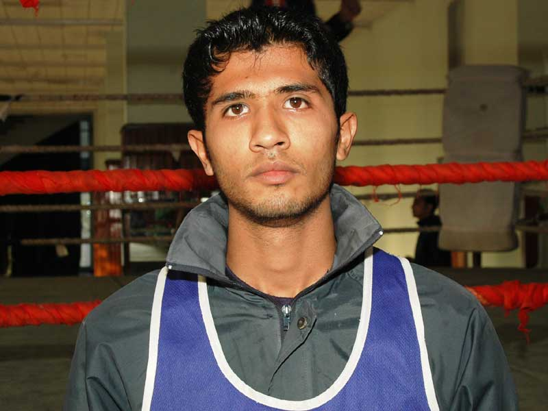 Asif Katchi (52kg)<br /> <strong>Place of Birth:</strong> Karachi<br /> <strong>Achievements:</strong> Gold at the National Ranking Boxing Championship in 2009<br /> * Asif has been drafted in as a last minute replacement for Haroon Iqbal