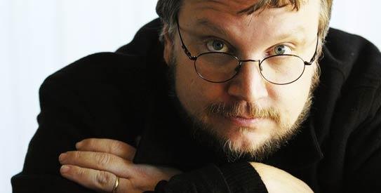 Guillermo Del Toro, the hobbit