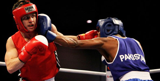 Boxing gear maker Green Hill out to topple AIBA chief