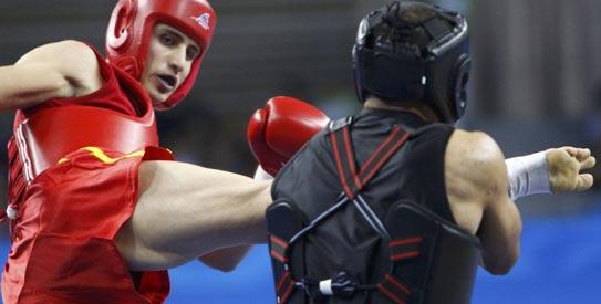 Asian Games 2010, 2010 Asian Games, Pakistan Wushu, Pakistan Wushu Federation, Ijaz Ahmed Wushu, wushu