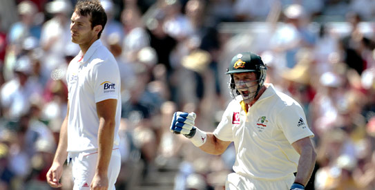 ashes, the ashes, Ashes, The Ashes, England in Australia, Michael Hussey