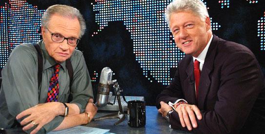 Veteran CNN host Larry King signs off for last time