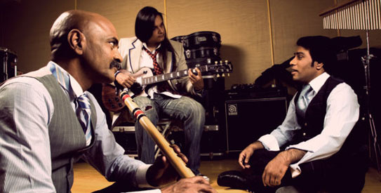 Mekaal Hasan Band at the South Asian Bands Festival