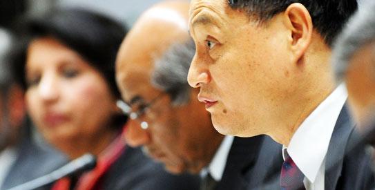 Zhang Yan, Nirupama Rao, Shyam Saran, India China, Wen Jiabao