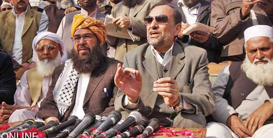 JUI-F unlikely to get opposition seats soon
