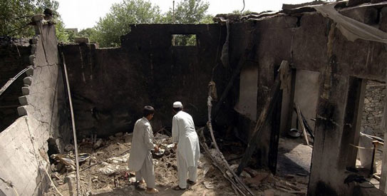 Pakistani sues US over drone aircraft strike