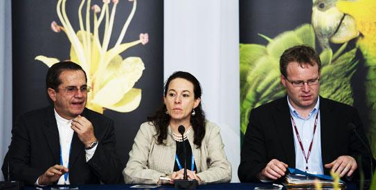 Yasuni ITT trust fund, COP16, un climate change, cancun