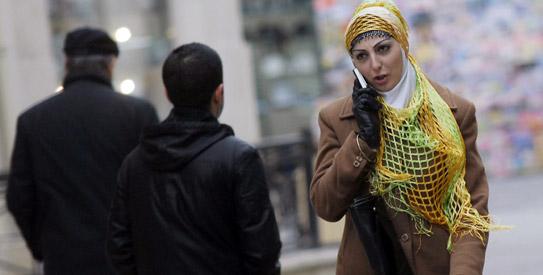 Azerbaijan, hijab, Islam