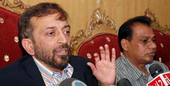 MQM blames Mirza for Karachi unrest