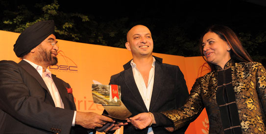 Notes from Jaipur: H.M. Naqvi wins the DSC prize for South Asian Literature