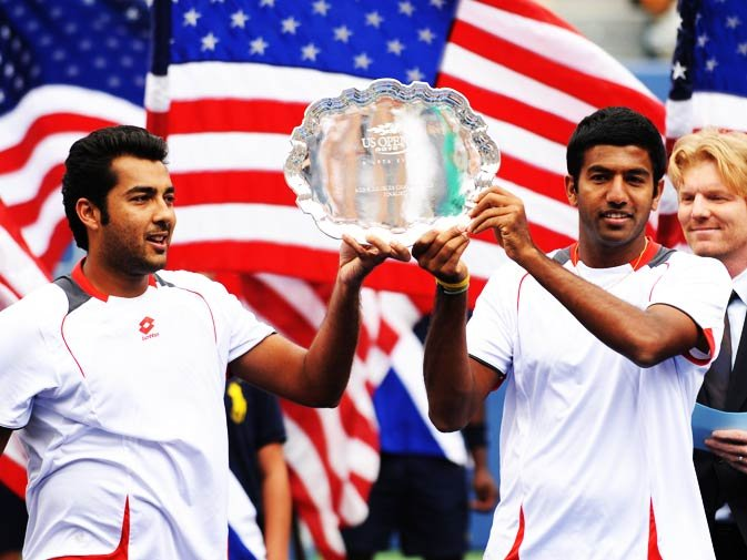 Pakistan's Aisam-ul-Haq Qureshi and India's Rohan Bopanna reached the US Open men's doubles final in New York. The sixteenth seeded South Asian duo beat the Argentine pair of Eduardo Schwank and Horacio Zeballos 7-6 (7-5) and 6-4. This is the best grand-slam run yet for Qureshi and Bopanna, who at number 15 in the ATP doubles team rankings. The pair was also given the 2010 Grand Prix award of Peace and Sports, at the fourth International Forum of Peace and Sports, in Monaco. Qureshi, already the best player to repr