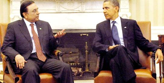Obama, zardari