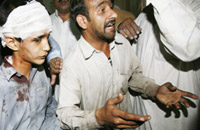 Pakistani civilians: Caught in the crossfire