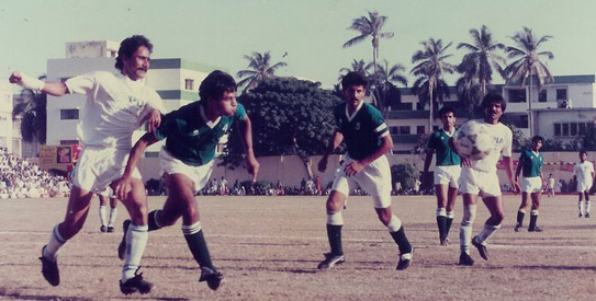 A history of football in Pakistan — Part III