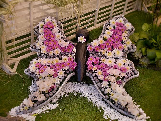 The 60th pakistan flower show pakistan dawn com for Garden designs in pakistan