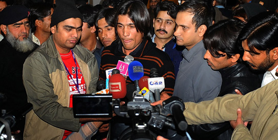 spot-fixing scandal, match-fixing scandal, mohammad amir, mohammad asif, salman butt, icc hearing, cricket scandal, news of the world, mazhar majeed, doha, qatar, qatar financial centre, michael beloff