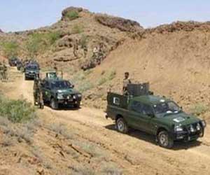 FC convoy escapes bomb attack