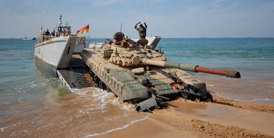 biggest military tank - photo #16