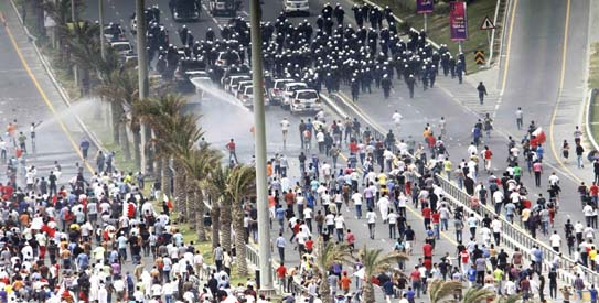 Pakistan regrets death of its national in Bahrain violence