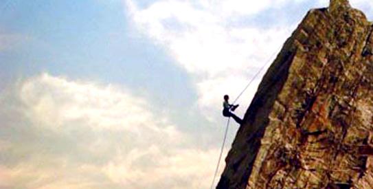 rock climbing, mountain climbing, climbing in pakistan, nazia parveen, adventure club of pakistan