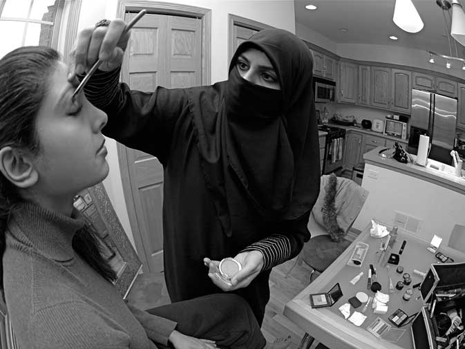Nosheen Cassim, Make-up Artist