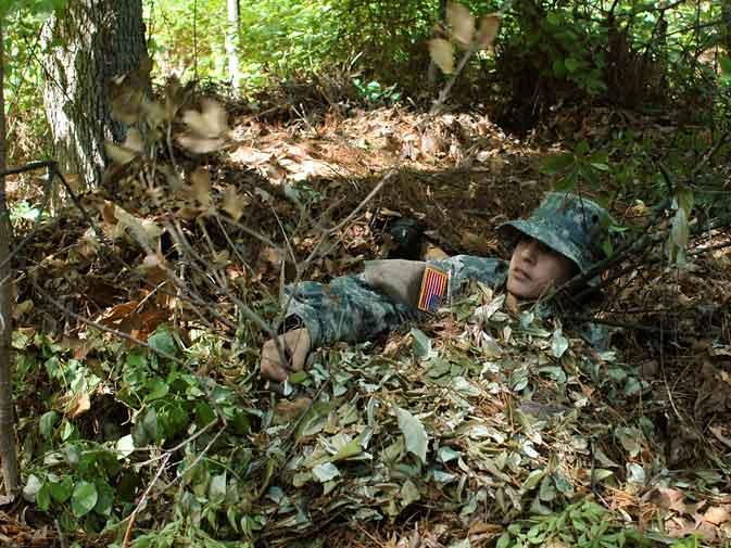 Autumny Hardest, US Army Specialist