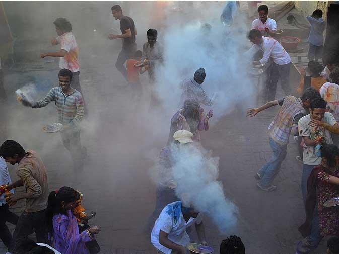 Lahore -AFP Photo.