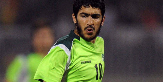 Pakistan lost two of their three matches during the AFC Challenger Cup qualifiers. —Photo by AFP