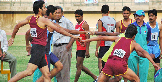 national athletics, 43rd national athletic championships, pakistan athletics, pakistan sport, pakistan sports
