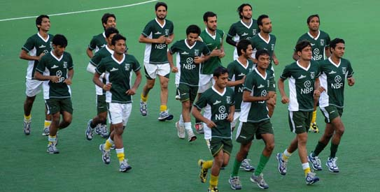 Pakistan hockey, PSB, Asia Cup