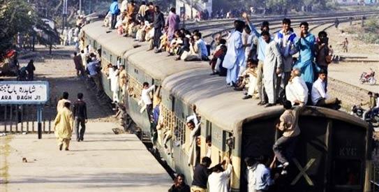 pakistan train, pakistan railways