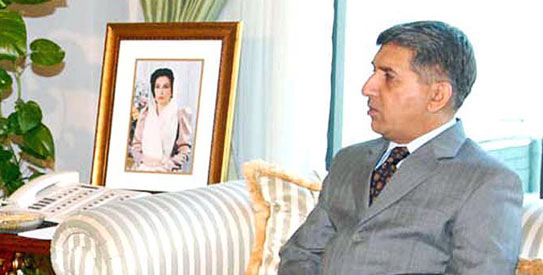 The ISI chief Lt-General Ahmed Shuja Pasha. – File Photo