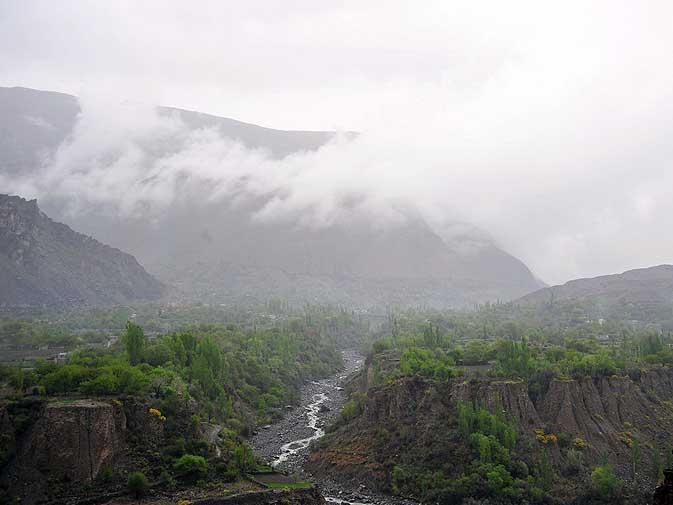 Spring in the Karakoram