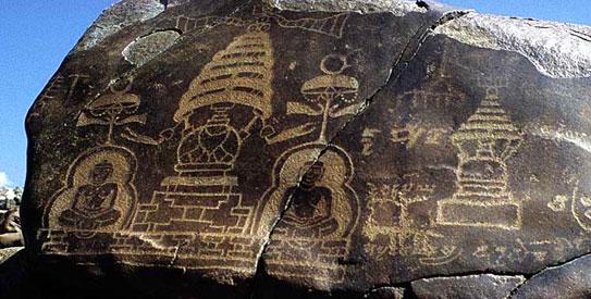 Threatened rock carvings of Pakistan - DAWN.COM