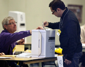 A minority report: Canada votes 2011