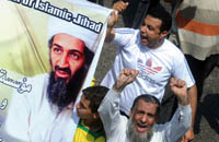 Bin Laden finds sympathy after death