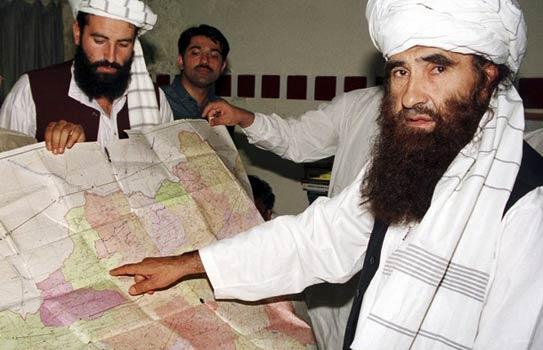Jalaluddin Haqqani, Naziruddin Haqqani