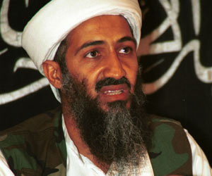 Was Osama killed by US troops or his own guard?