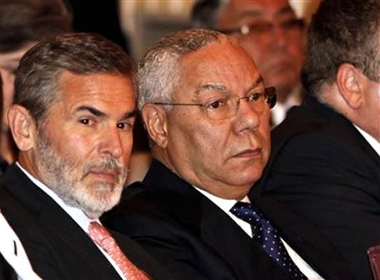 Richard Boucher, Colin Powell