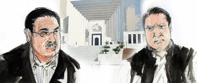 Zardari assured Dogar he would not be removed