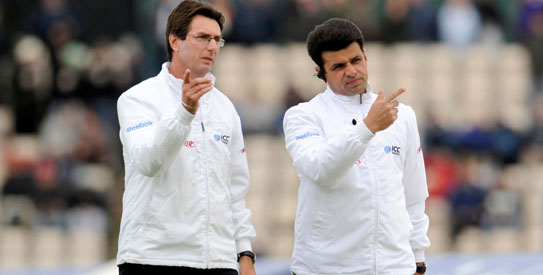 Aleem Dar, Rod Tucker, sri lanka's tour of england