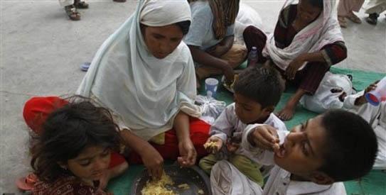 essay on poverty in pakistan