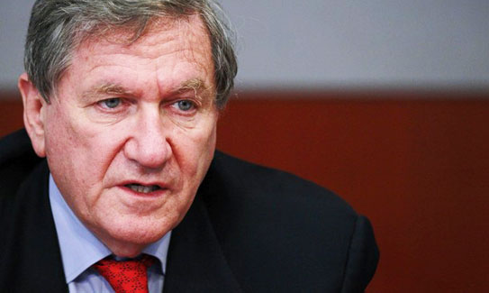 According to a cable from the middle of 2009, the late American point-man for Afghanistan and Pakistan, Richard Holbrooke, asked in a meeting with Saudi interior ministry officials if they were keeping an eye on Pakistani expatriates in the kingdom.-File Photo