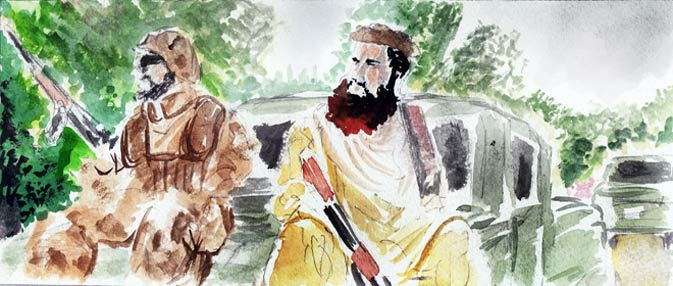 In a meeting with an American diplomat in July 2009, ANP leader Senator Afrasiab Khattak claimed that the Haqqani network, a militant group the US holds responsible for multiple attacks against coalition forces in Afghanistan, was being protected by the Pakistan military.<br><br>The report is one of a number of American diplomatic cables obtained by Dawn that reveal a deep mistrust among the leadership of the ANP, the party responsible for governance in Khyber Pakhtunkhwa, about the military's intentions regarding
