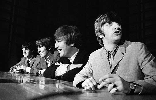 The Beatles Polska: Bezcenne zdjęcia Beatlesów autorstwa Mike