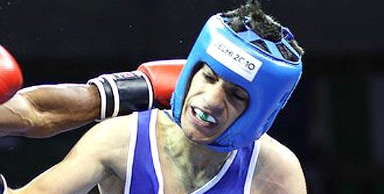 haroon khan, boxing, pakistan boxing